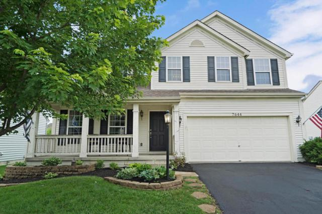 7644 Dover Ridge Drive, Blacklick, OH 43004 (MLS #218019511) :: Exp Realty