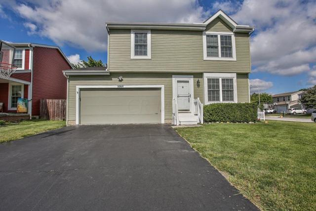 3365 Paradise Avenue, Hilliard, OH 43026 (MLS #218019733) :: RE/MAX ONE