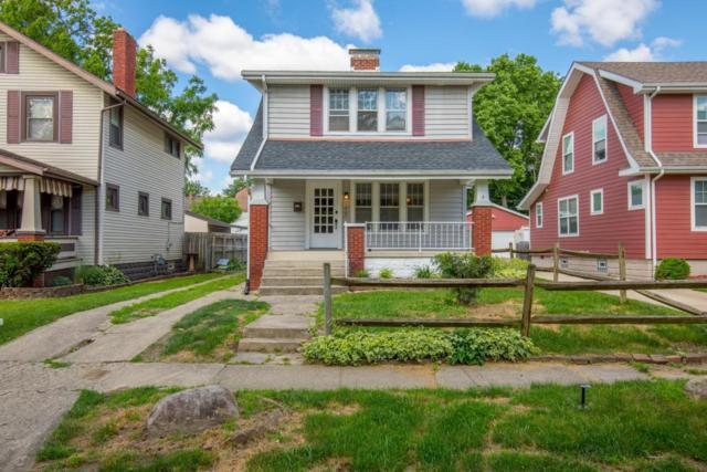 199 N Powell Avenue, Columbus, OH 43204 (MLS #218019923) :: The Mike Laemmle Team Realty