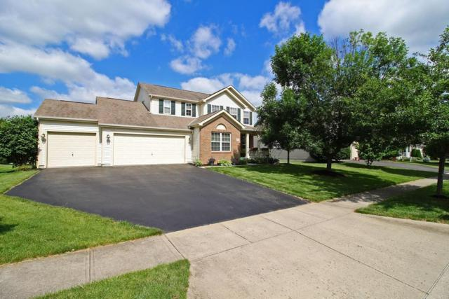 7225 Bromfield Drive, Canal Winchester, OH 43110 (MLS #218019949) :: Signature Real Estate