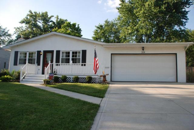 304 Rocky Fork Drive N, Columbus, OH 43230 (MLS #218020148) :: Exp Realty