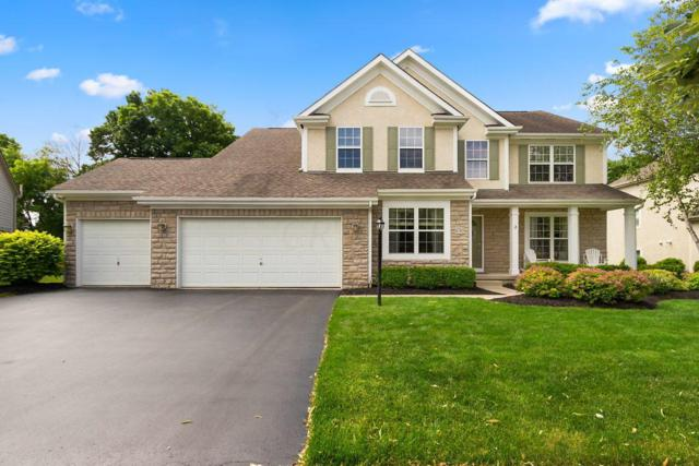 6765 Monticello Lane, Dublin, OH 43016 (MLS #218020197) :: Berkshire Hathaway HomeServices Crager Tobin Real Estate