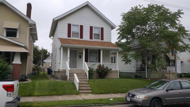 210 E Hinman Avenue, Columbus, OH 43207 (MLS #218020218) :: Berkshire Hathaway HomeServices Crager Tobin Real Estate