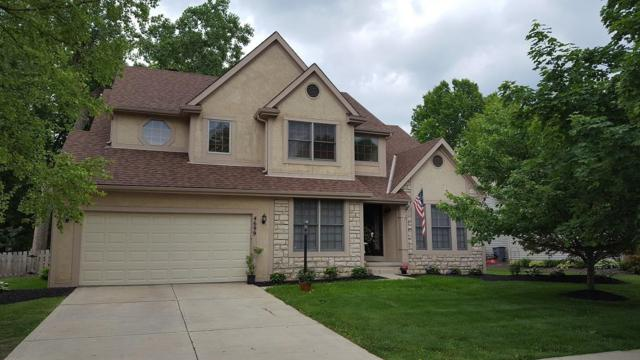 4699 Huntwicke Drive, Hilliard, OH 43026 (MLS #218020301) :: Berkshire Hathaway HomeServices Crager Tobin Real Estate