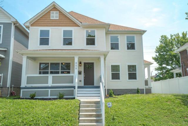 858 Carpenter Street, Columbus, OH 43206 (MLS #218020369) :: Exp Realty