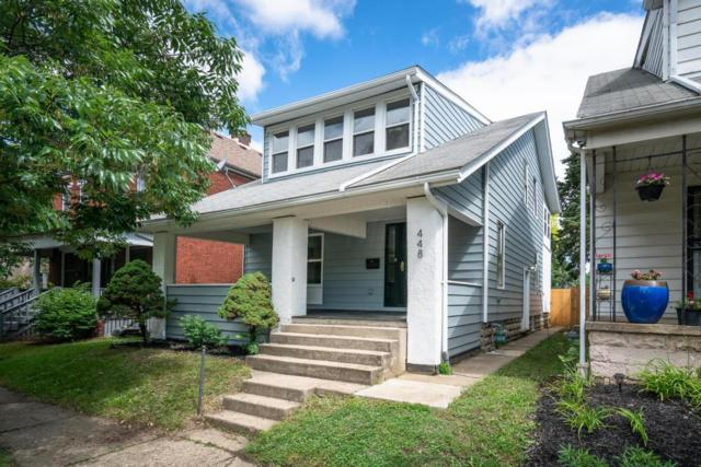 448 Stewart Avenue, Columbus, OH 43206 (MLS #218020479) :: Signature Real Estate