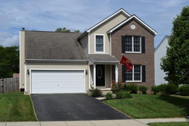 1487 Creekview Drive, Marysville, OH 43040 (MLS #218020518) :: Signature Real Estate