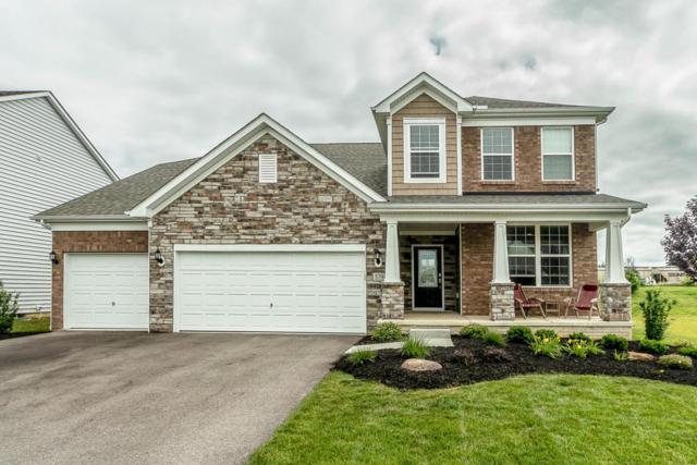 579 Eagle Walk Road, Delaware, OH 43015 (MLS #218020519) :: Berkshire Hathaway HomeServices Crager Tobin Real Estate