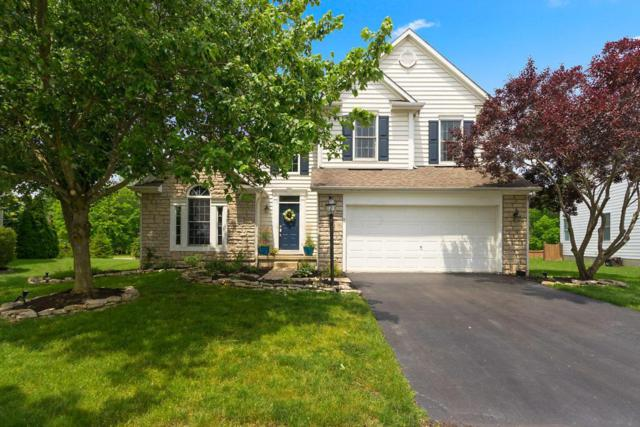 7566 Fairfield Lakes Drive, Powell, OH 43065 (MLS #218020577) :: Signature Real Estate