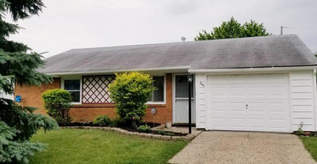 345 S Murray Hill Road, Columbus, OH 43228 (MLS #218020601) :: Exp Realty
