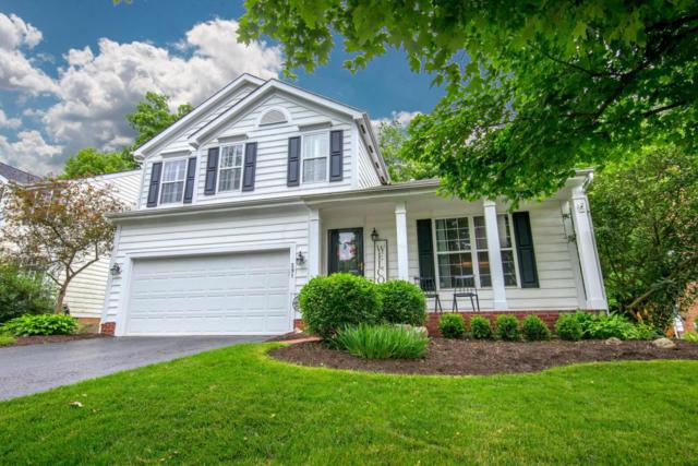 291 Andover Drive, Powell, OH 43065 (MLS #218020935) :: Berkshire Hathaway HomeServices Crager Tobin Real Estate