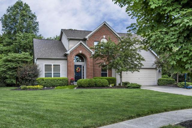 3369 Brentwood Court, Powell, OH 43065 (MLS #218021224) :: Signature Real Estate