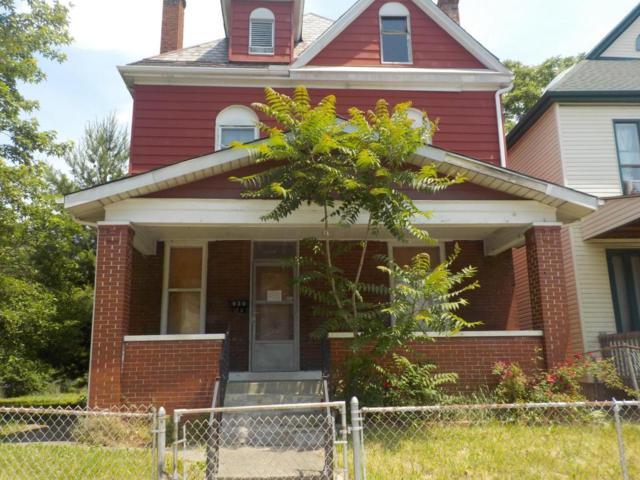 920 Oakwood Avenue, Columbus, OH 43206 (MLS #218021247) :: Exp Realty