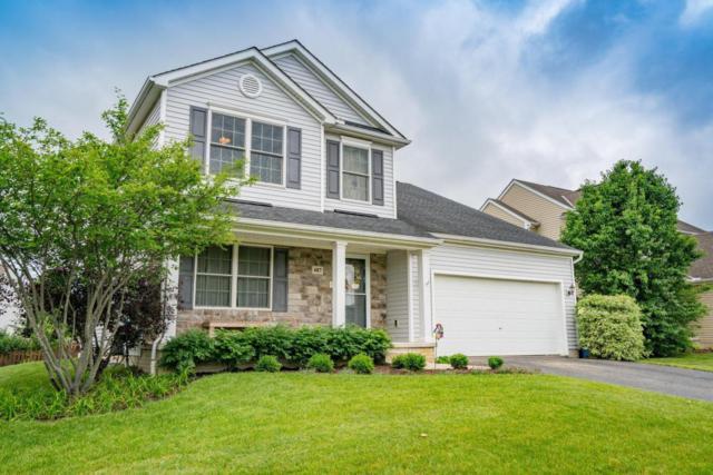 487 Cobblestone Drive, Delaware, OH 43015 (MLS #218021255) :: Exp Realty