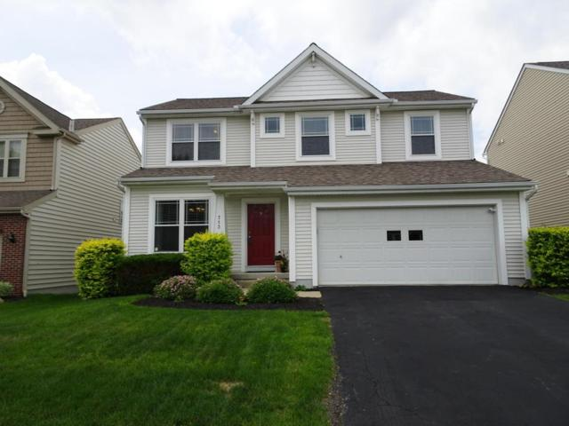 713 Flowering Cherry Court, Blacklick, OH 43004 (MLS #218021303) :: Exp Realty