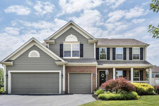 3735 Shallow Creek Drive, Powell, OH 43065 (MLS #218021319) :: Exp Realty
