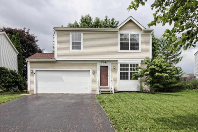 3341 Paradise Avenue, Hilliard, OH 43026 (MLS #218021330) :: RE/MAX ONE