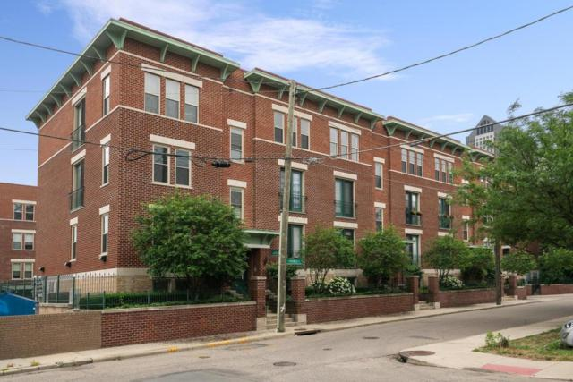 125 E Noble Street #2, Columbus, OH 43215 (MLS #218021446) :: The Mike Laemmle Team Realty