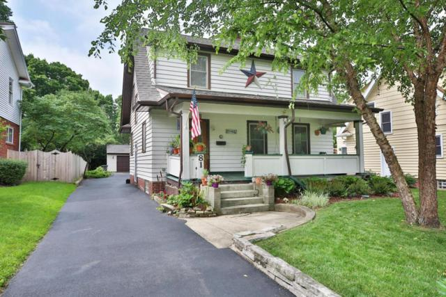 81 E Torrence Road, Columbus, OH 43214 (MLS #218021452) :: The Columbus Home Team