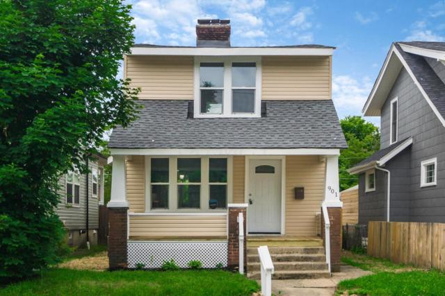 901 Heyl Avenue, Columbus, OH 43206 (MLS #218021461) :: RE/MAX ONE