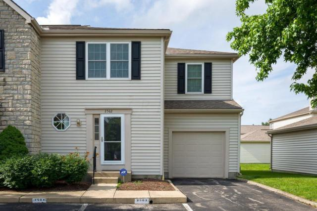 2562 Gardenia Drive, Columbus, OH 43235 (MLS #218021551) :: RE/MAX ONE