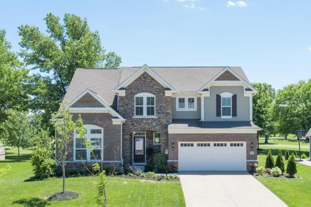 825 Ballater Drive, Delaware, OH 43015 (MLS #218021557) :: Berkshire Hathaway HomeServices Crager Tobin Real Estate