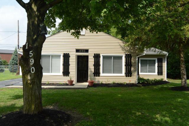 1590 Eastfield Drive N, Columbus, OH 43223 (MLS #218021752) :: CARLETON REALTY