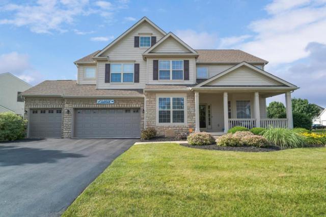 6170 Temple Ridge Drive, Hilliard, OH 43026 (MLS #218021809) :: The Columbus Home Team