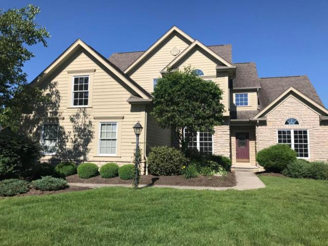 5704 Medallion Drive W, Westerville, OH 43082 (MLS #218021829) :: The Raines Group