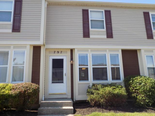 797 Cap Lane 22-B, Worthington, OH 43085 (MLS #218021858) :: The Columbus Home Team