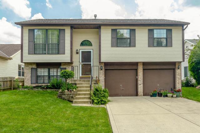 4181 Aruba Drive, Gahanna, OH 43230 (MLS #218022150) :: Berkshire Hathaway HomeServices Crager Tobin Real Estate
