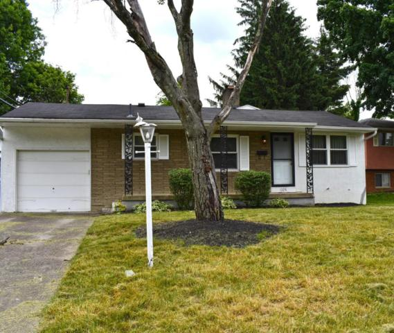 1326 Littlejohn Drive, Columbus, OH 43227 (MLS #218022158) :: Berkshire Hathaway HomeServices Crager Tobin Real Estate