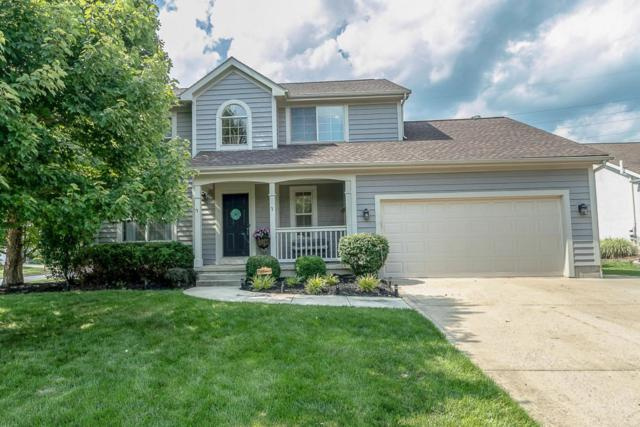 1236 Oakwood Lane, Westerville, OH 43081 (MLS #218022161) :: Berkshire Hathaway HomeServices Crager Tobin Real Estate