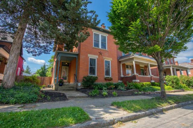 329 E Whittier Street, Columbus, OH 43206 (MLS #218022209) :: CARLETON REALTY