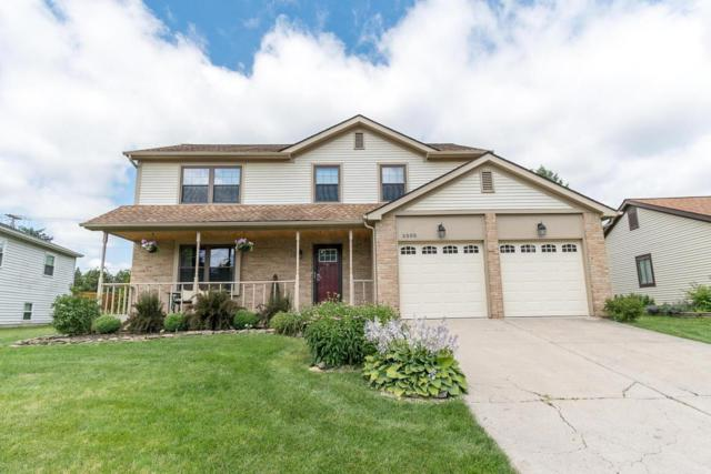 5505 Shannon Heights Boulevard, Dublin, OH 43016 (MLS #218022254) :: Berkshire Hathaway HomeServices Crager Tobin Real Estate