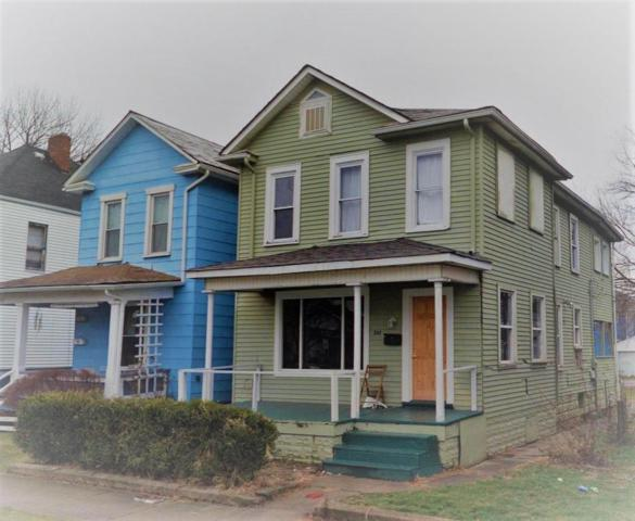 260 S Harris Avenue, Columbus, OH 43204 (MLS #218022294) :: Berkshire Hathaway HomeServices Crager Tobin Real Estate