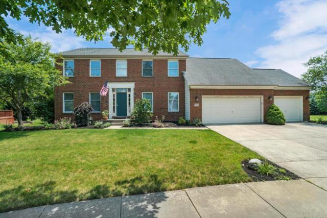7706 Ardaugh Court, Dublin, OH 43017 (MLS #218022296) :: Berkshire Hathaway HomeServices Crager Tobin Real Estate
