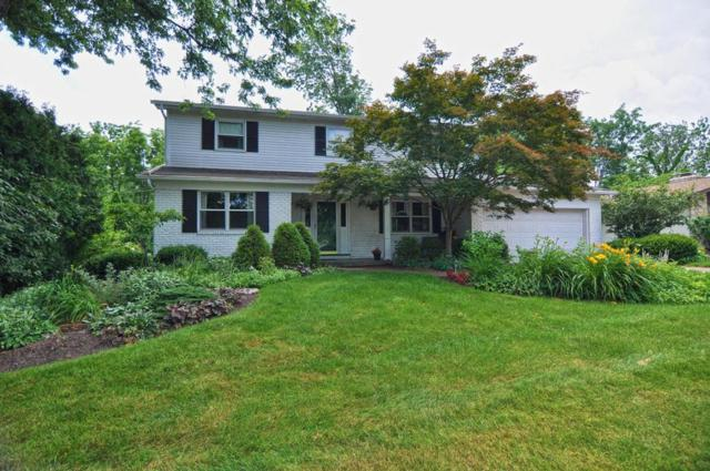 1321 Autumn Hill Drive, Columbus, OH 43235 (MLS #218022302) :: Berkshire Hathaway HomeServices Crager Tobin Real Estate