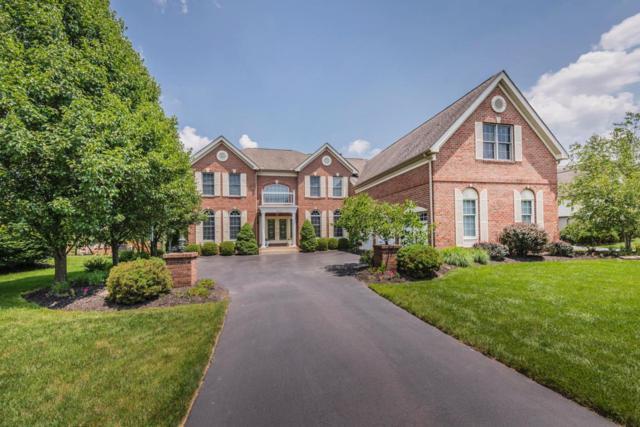 4910 Gillingham Way, Dublin, OH 43017 (MLS #218022321) :: Berkshire Hathaway HomeServices Crager Tobin Real Estate