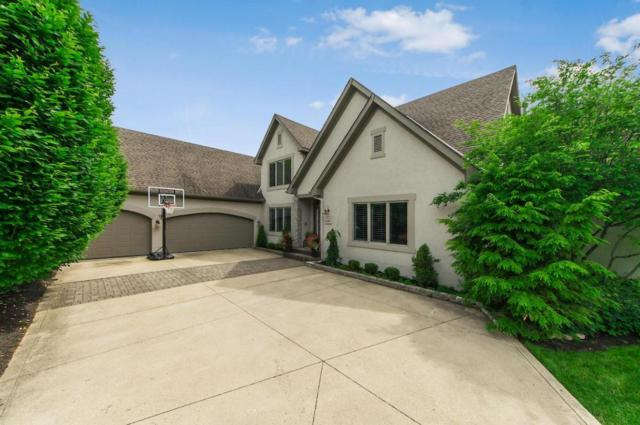 8397 Greenside Drive, Dublin, OH 43017 (MLS #218022326) :: Berkshire Hathaway HomeServices Crager Tobin Real Estate