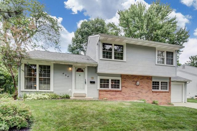 898 Caniff Road, Columbus, OH 43221 (MLS #218022358) :: Berkshire Hathaway HomeServices Crager Tobin Real Estate