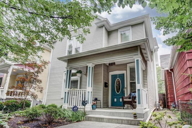 406 W 4th Avenue, Columbus, OH 43201 (MLS #218022359) :: RE/MAX ONE