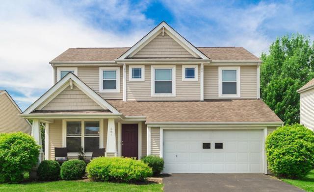 391 Scott Farms Boulevard, Marysville, OH 43040 (MLS #218022367) :: Signature Real Estate