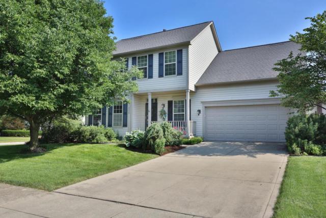 1110 Taylor Mills Drive, Reynoldsburg, OH 43068 (MLS #218022531) :: Berkshire Hathaway HomeServices Crager Tobin Real Estate