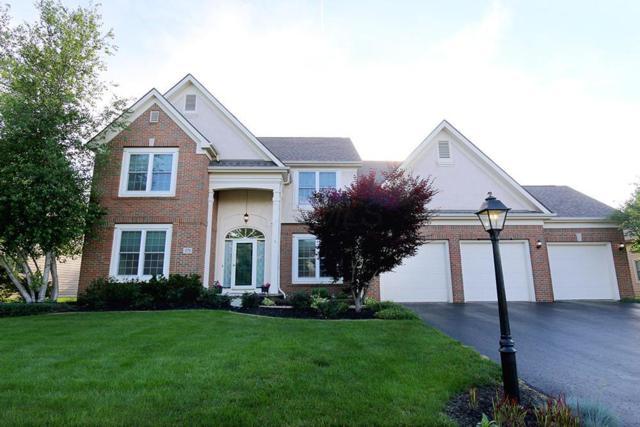 371 Ashmoore Circle W, Powell, OH 43065 (MLS #218022541) :: Susanne Casey & Associates