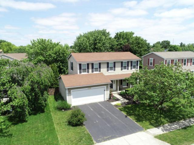 4968 Inspiration Drive, Hilliard, OH 43026 (MLS #218022668) :: Exp Realty