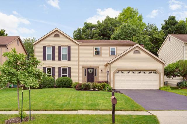 2127 Sutter Parkway, Dublin, OH 43016 (MLS #218022693) :: Exp Realty