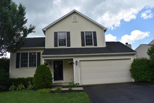 5151 Algean Drive, Canal Winchester, OH 43110 (MLS #218022700) :: Signature Real Estate