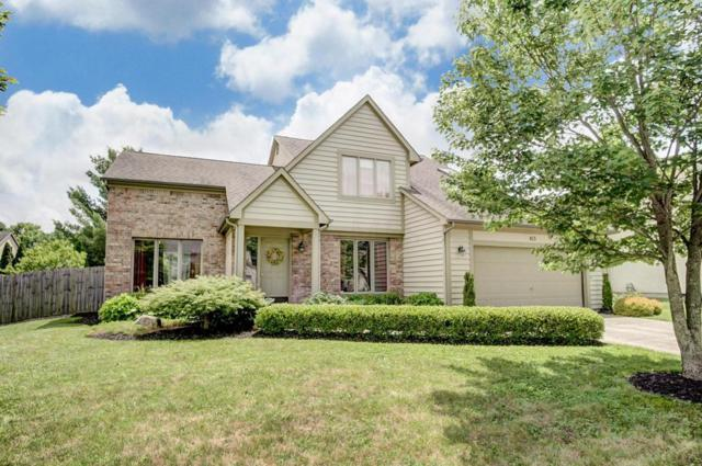 813 Westray Drive, Westerville, OH 43081 (MLS #218022723) :: Exp Realty