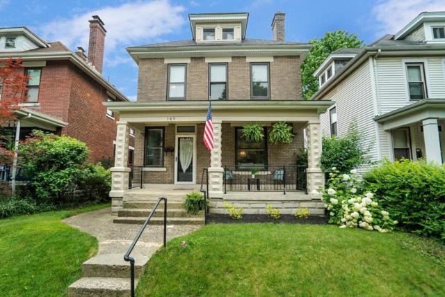 149 E Gates Street, Columbus, OH 43206 (MLS #218022742) :: Susanne Casey & Associates